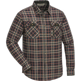 Pinewood Prestwick Shirt Herren darknavy/darkcopper